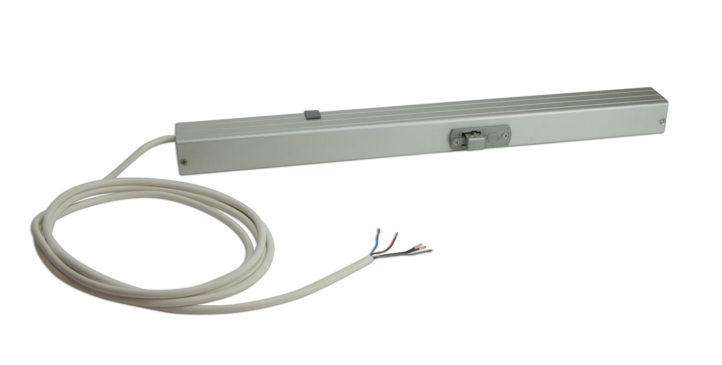 Kettenantrieb EA-K-50 nach DIN EN 12101-2 geprüft
