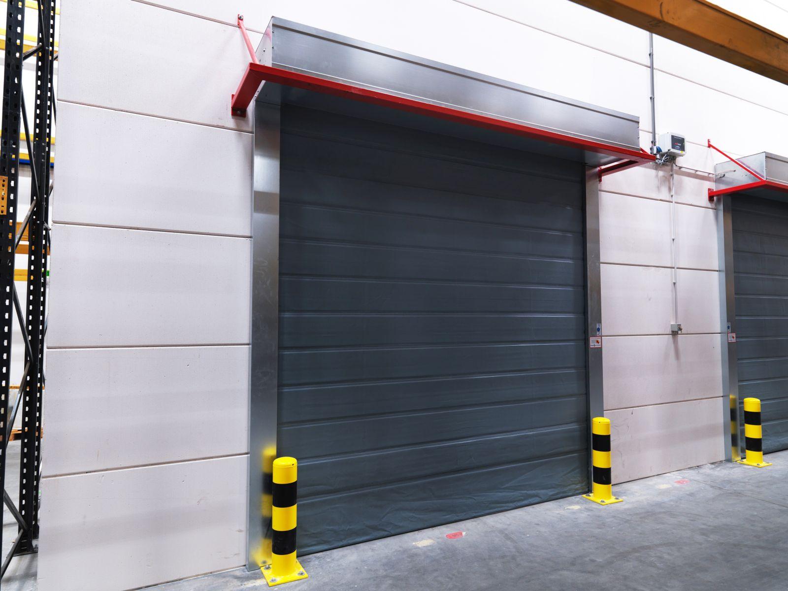 Feuerschutzvorhang FireScreen EW & EI
