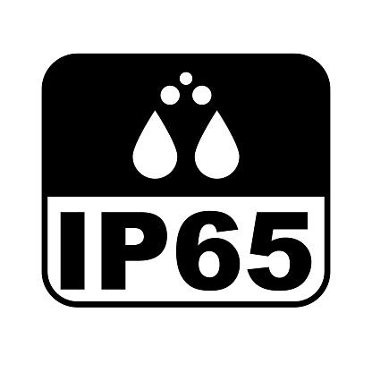 IP65 Schutzklasse