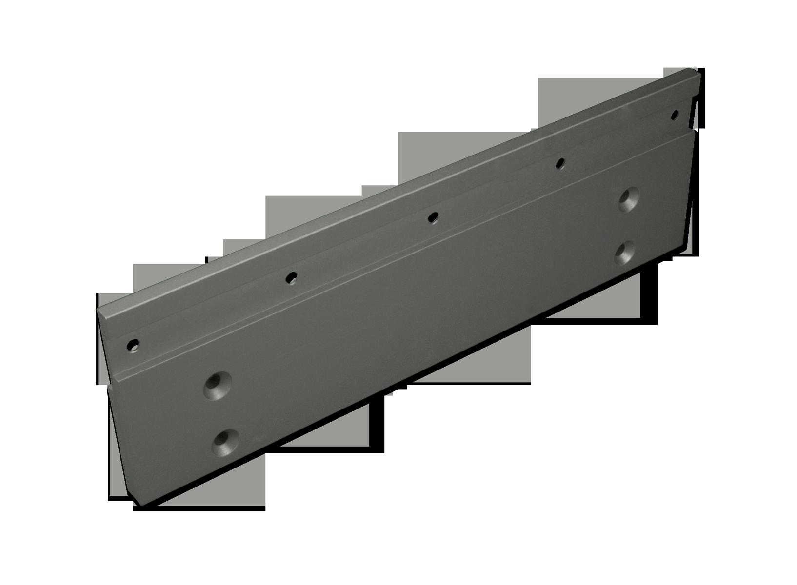 Montageplatte für PA-KL2-T Klapparm Türöffner