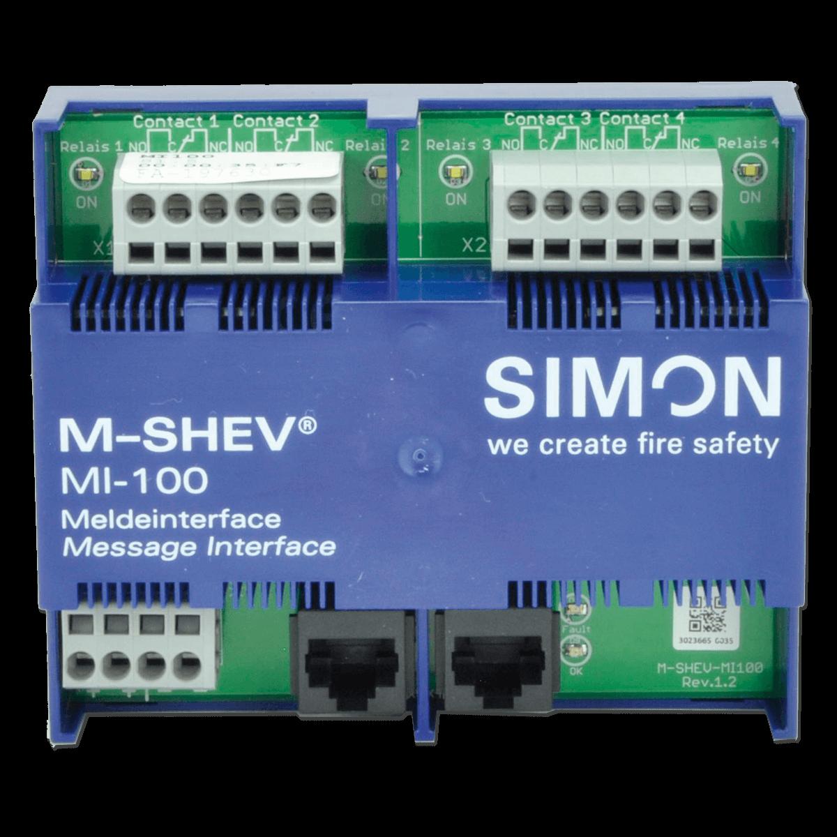 MI-100 Modul M-SHEV