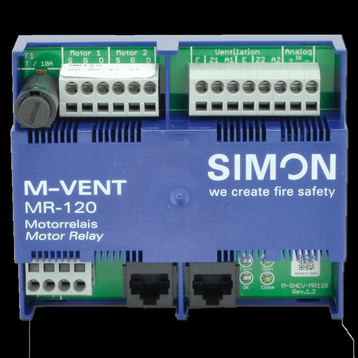 MR-120 Modul M-VENT