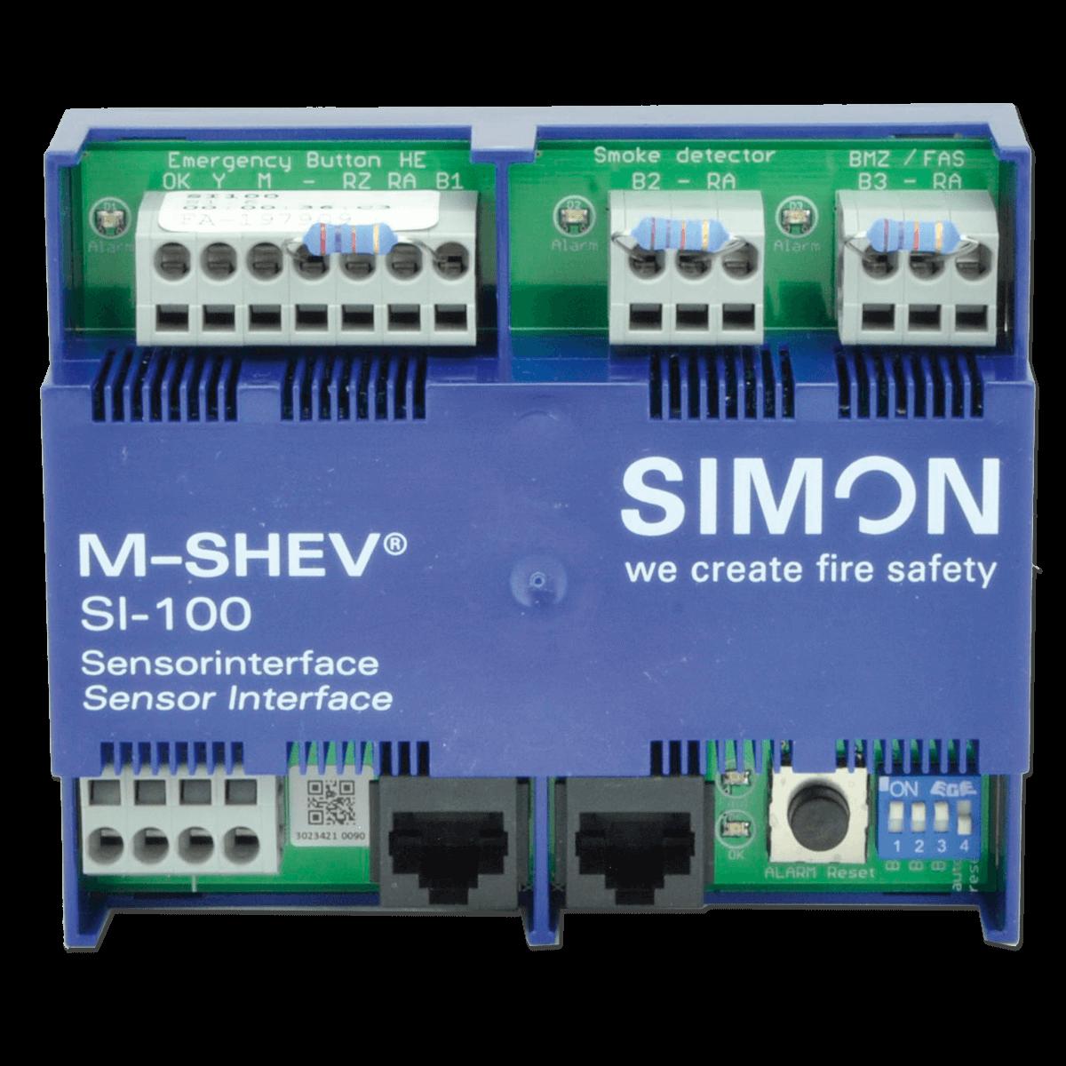 SI-100 Modul M-SHEV