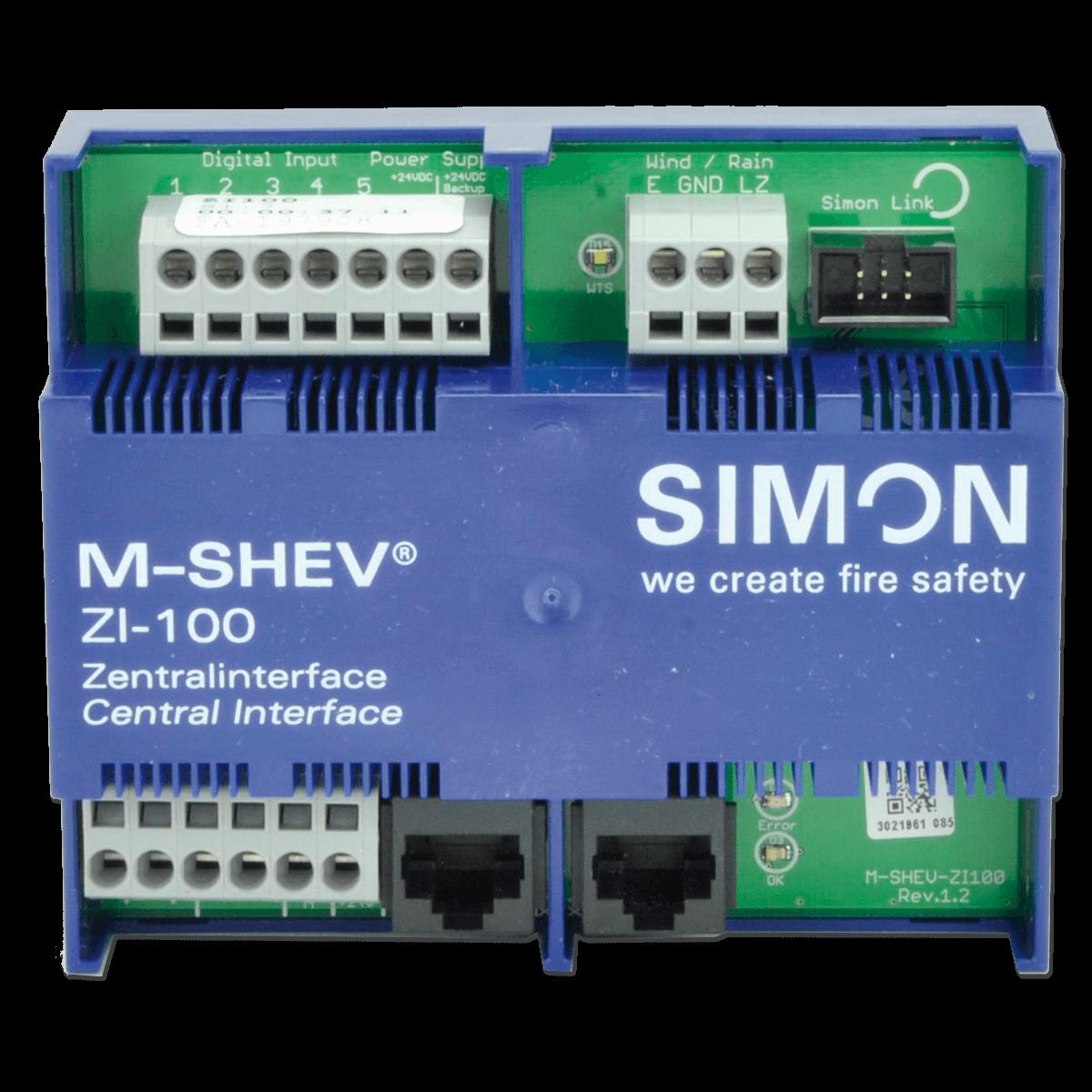 ZI-100 Modul M-SHEV