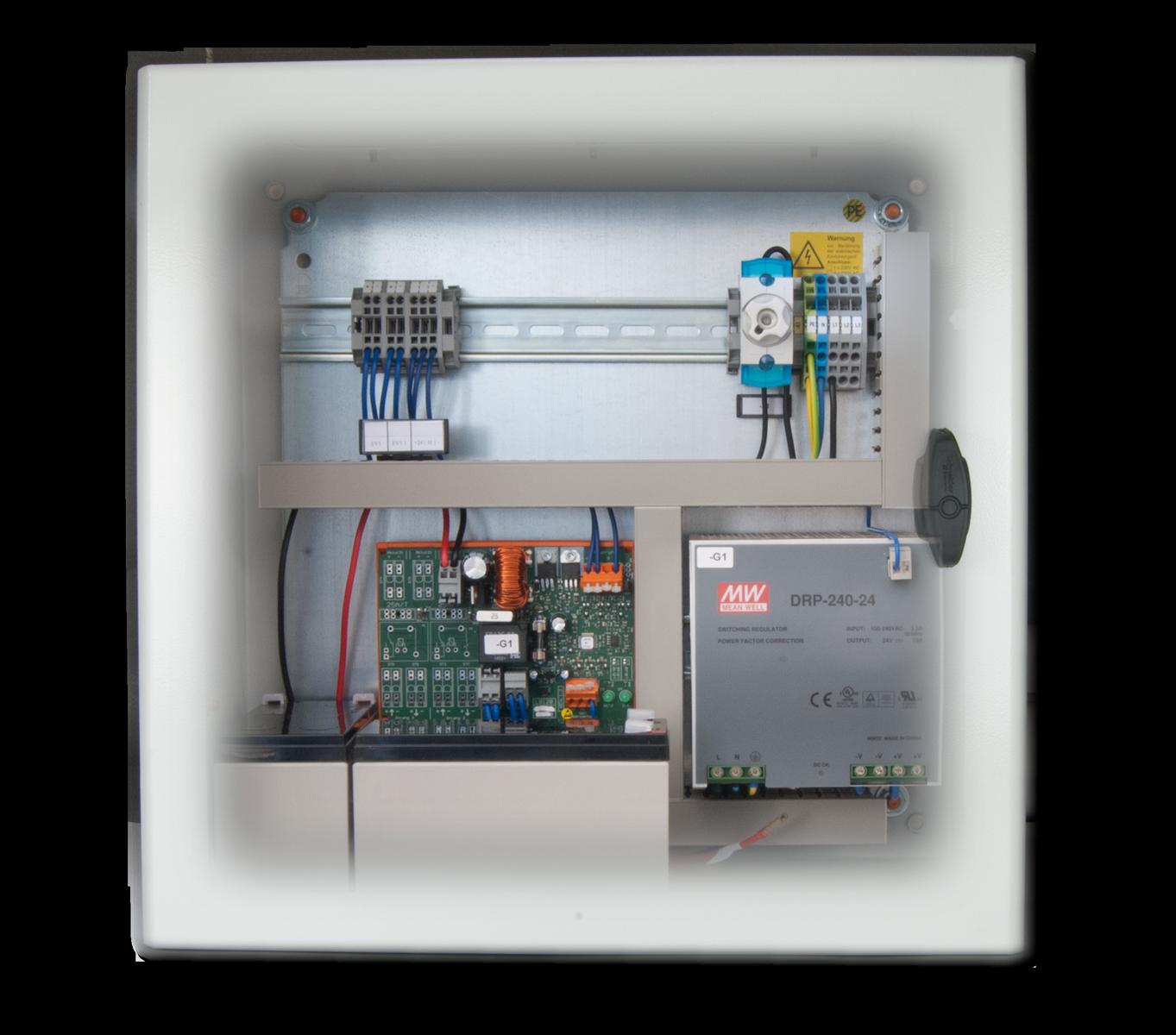 Alternative Energieversorgung AEV-10